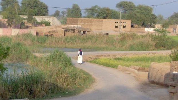 Village Elders In Pakistan Order Rape Of Teenage Girl (Photos) Promo Image