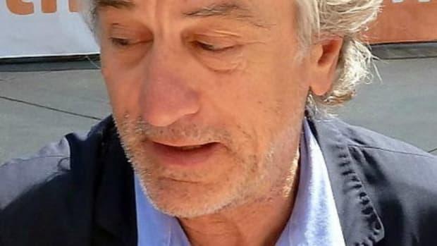 Robert De Niro Blasts President Trump Again Promo Image