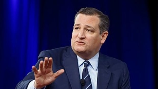 Ted Cruz Lampooned After Liking Porn Video On Twitter (Photos) Promo Image