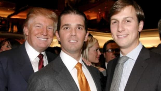 Trump Jr. And Kushner Could Face Jail Time, Expert Says Promo Image