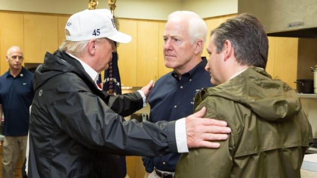 Ethics Group Criticizes Trump Merch (Photos) Promo Image