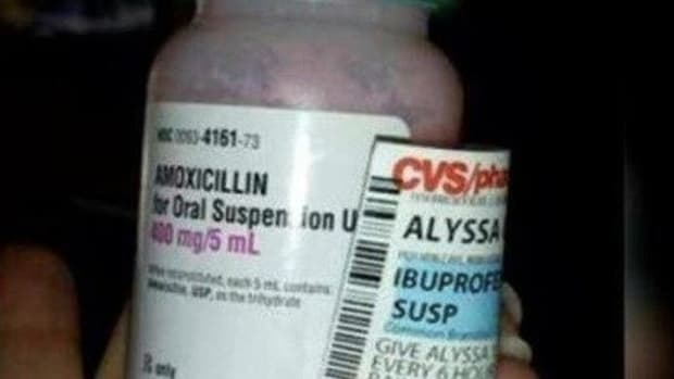 Mom Notices Something Strange About Her CVS Prescription, Makes Disturbing Discovery Promo Image