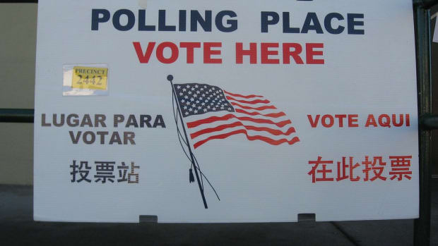 Federal Judge Strikes Down Texas Voter ID Law Promo Image