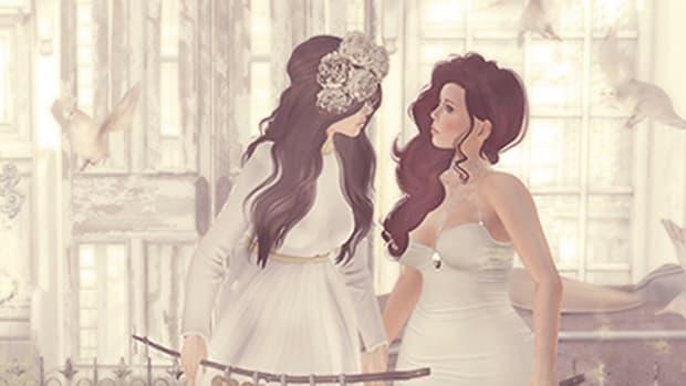 Christian Bridal Shop Denies Lesbian Wedding Dress Promo Image
