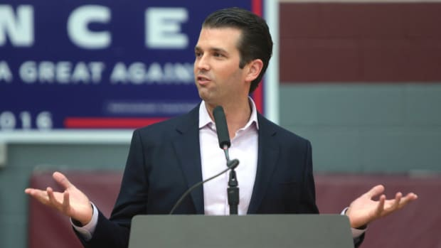 Report: White House Aides Slam Donald Trump Jr. 'Idiot' Promo Image