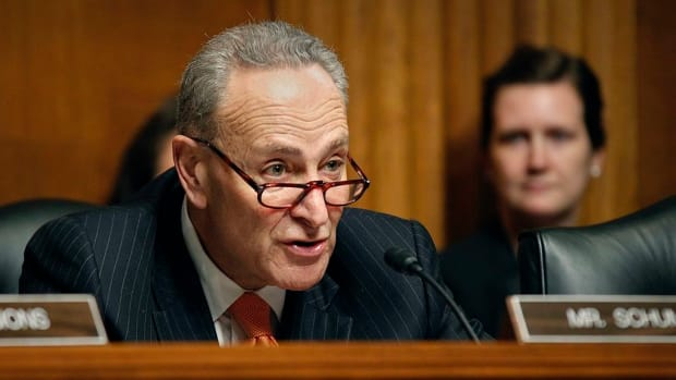 Schumer Promises Vote On Net Neutrality In Senate Promo Image