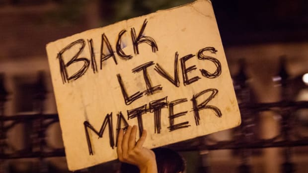 Black Lives Matter Leaders Sued Over Police Shooting Promo Image