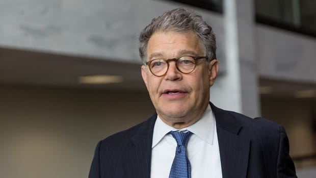 Franken: Regulate Social Media Companies Promo Image