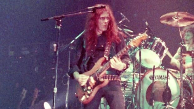 Motorhead Guitarist 'Fast' Eddie Dead At 67 (Photos) Promo Image