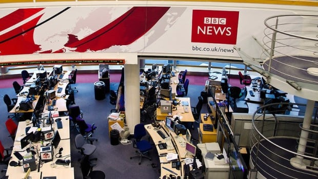 BBC Accidentally Broadcasts NSFW Scene In Background (Video) Promo Image