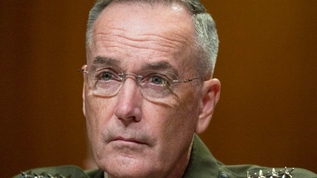 General: Military Owes Families More Info On Niger Promo Image