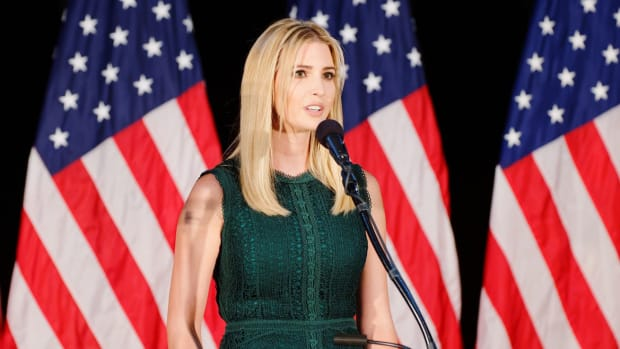 Ivanka Trump Criticized For Liking Photos Of Herself Promo Image