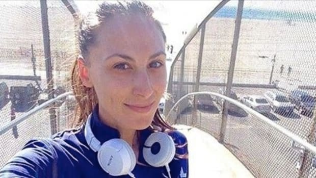 Unlikely Hero Comes To Defense Of Woman Who Was Being Shouted At While Jogging Promo Image
