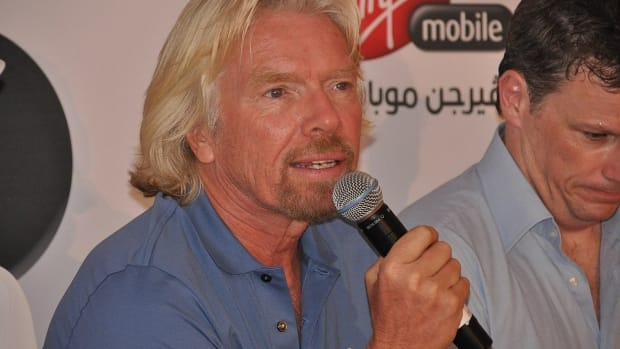 Richard Branson Accused Of Sexual Harassment Promo Image