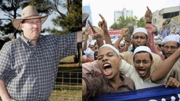 Muslims Demand Pig Farmer Move, He Has Perfect Response (Video) Promo Image