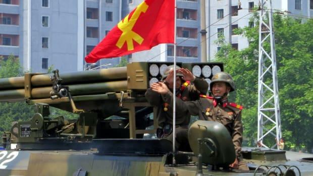 North Korea Halts Attack On Guam, Keeps Eye On US (Photos) Promo Image
