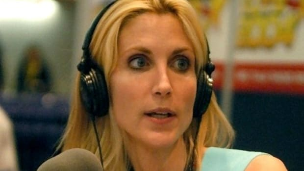 Ann Coulter Slams Trump For Straying From Promises (Photos) Promo Image