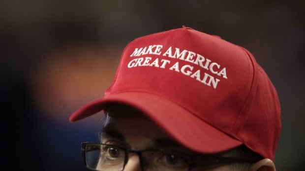Student Who Stole A Trump Hat Faces Jail Time Promo Image
