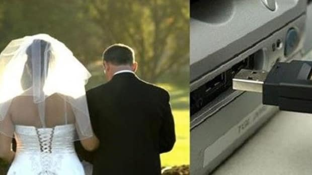 Husband Files For Divorce On Night Of Wedding After Seeing What's On Memory Stick Promo Image