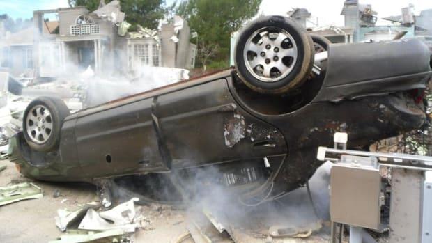 Man Misses Job Interview To Rescue Car Crash Victim (Photos) Promo Image