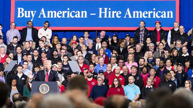 Studies Challenge Trump On Immigrants And Welfare Promo Image