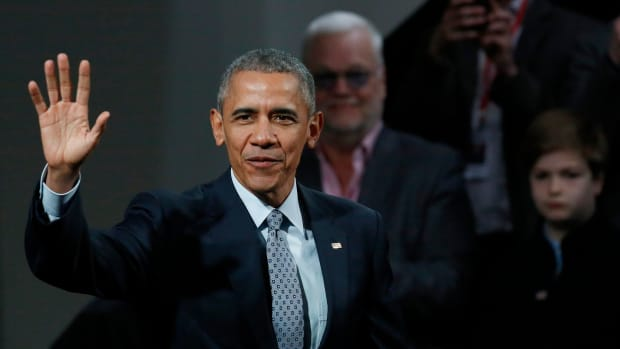 School Is Renamed In Honor Of Barack Obama Promo Image