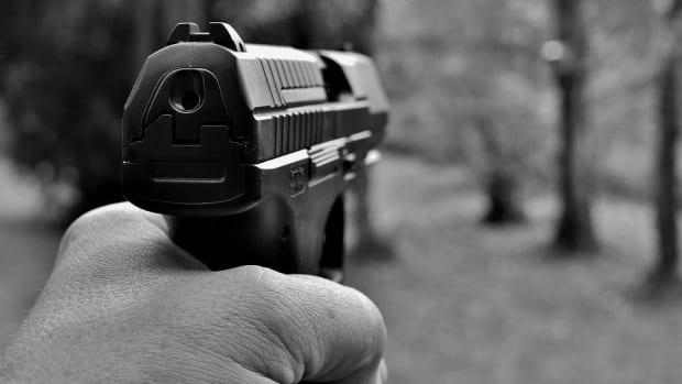 Prison For Cop Who Shot Daughter's Black Boyfriend Promo Image
