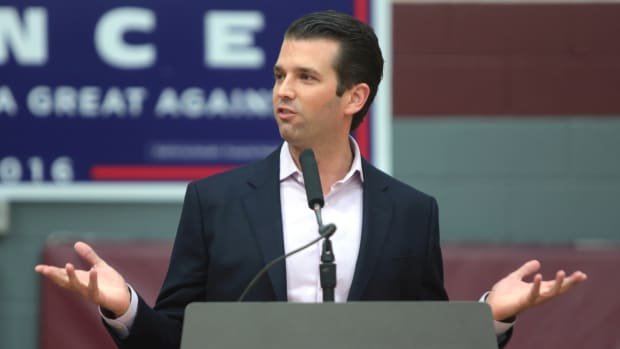 Donald Trump Jr. Releases Email Thread About Russia Promo Image