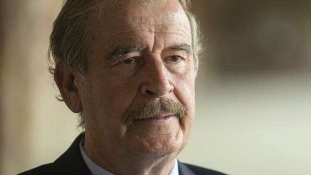 Former Mexican President On DACA End: Trump Failed U.S. Promo Image