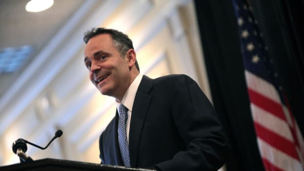 Kentucky Seeks Waiver For Medicaid Work Requirements Promo Image