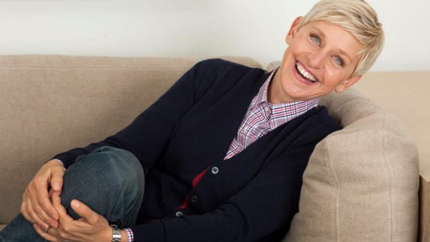 Ellen DeGeneres Reveals Her Father Passed Away Promo Image