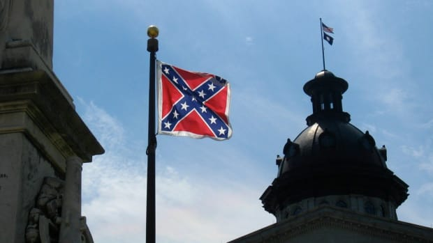 Confederate Flag Banned In Some North Carolina Schools Promo Image