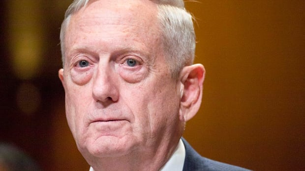 Mattis Denies NBC Report On Trump Promo Image
