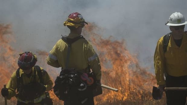 Forest Service Spent Record $2B On Fighting Wildfires Promo Image