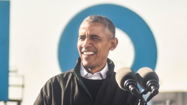 Report: Obama To Make 'Delicate' Return To Politics Promo Image