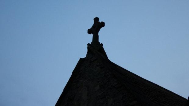 Church Sign Draws Controversy (Photo) Promo Image