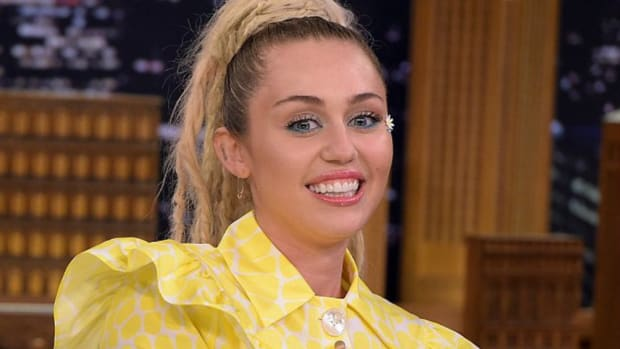 Miley Cyrus' Nude Pictures Spark Controversy (Photos) Promo Image