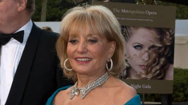 Is Barbara Walters' Health Declining? Promo Image