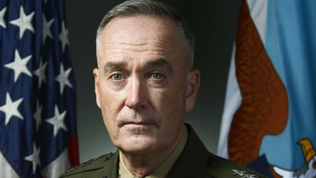 Joint Chiefs Of Staff: No Change In Military Trans Policy Promo Image