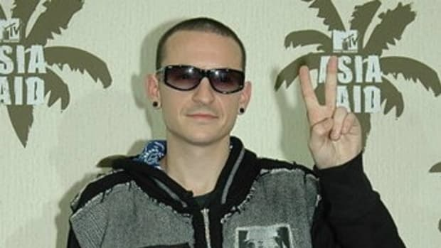 Chester Bennington Seemed Fine Just Days Before Suicide (Photo) Promo Image