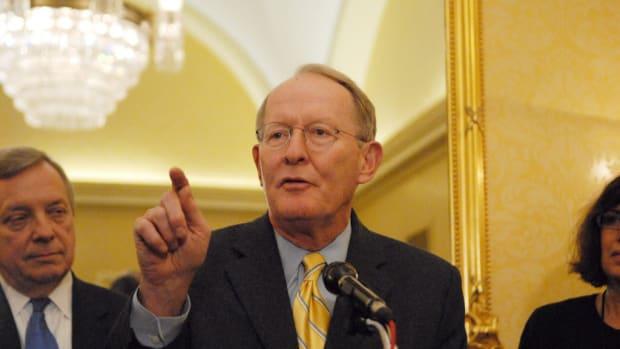 GOP Senator: Not Even 40 Votes For Obamacare Repeal Promo Image
