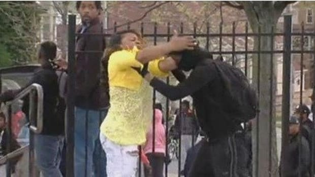 Mom Who Smacked Son For Joining Riots Gets Unfortunate News Promo Image