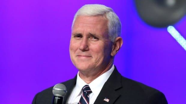 Is Mike Pence Planning To Run For President In 2020? Promo Image