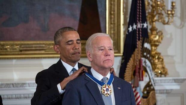 Biden Criticizes Trump's Leadership Promo Image