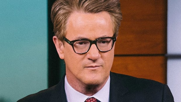 Joe Scarborough: Dementia Caused Trump's Slurred Speech Promo Image