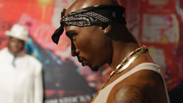 Tupac Nude Photo Goes Up For Auction Promo Image