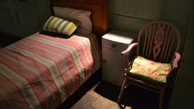 Daughter Awoken By Stranger Sitting In Her Room Promo Image