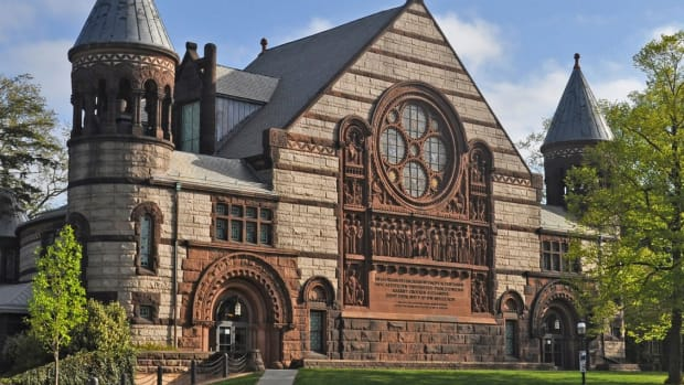 Princeton To Combat Aggressive Masculinity On Campus Promo Image