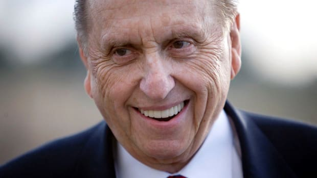 Thomas S. Monson, President Of LDS Church, Passes At 90 Promo Image