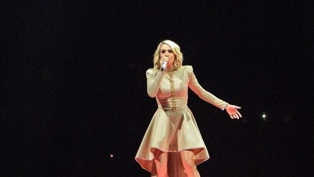 Picture Of Carrie Underwood Surfaces Following Accident (Photos) Promo Image